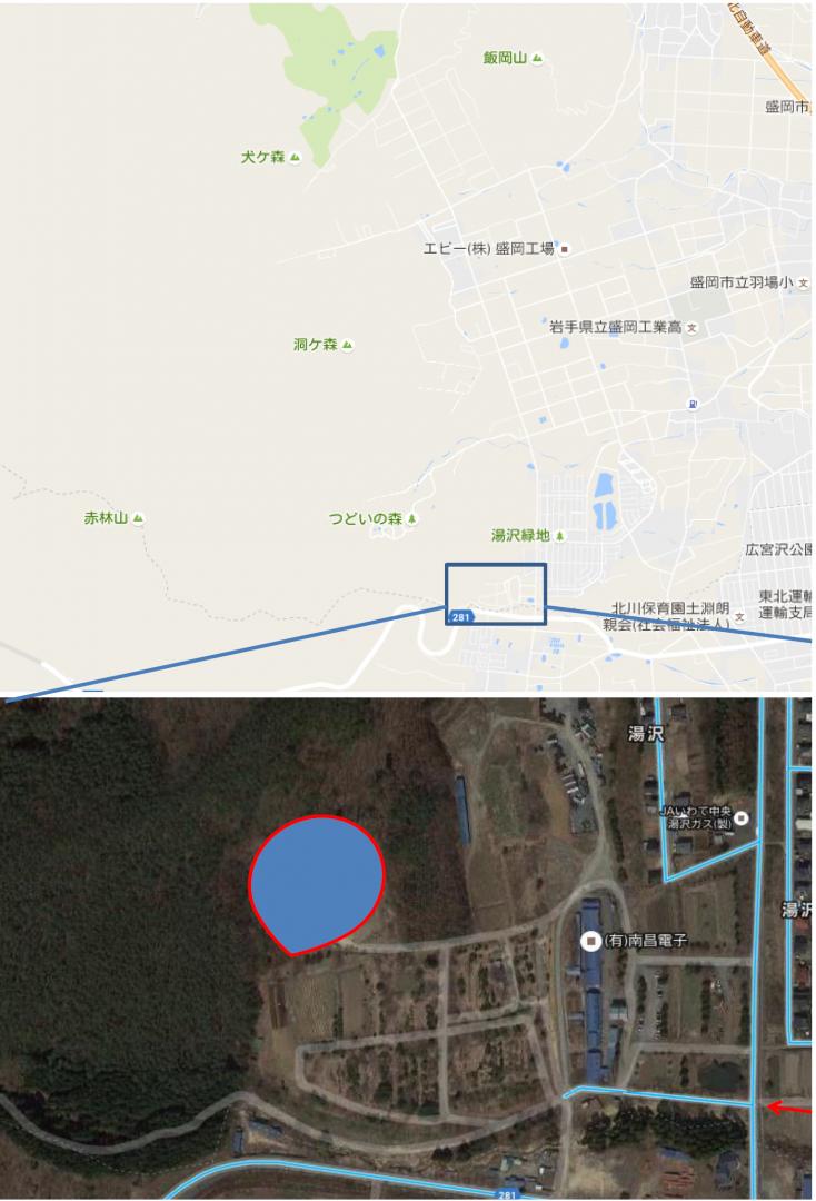 野原球場地図